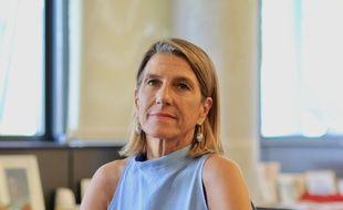 Frédérique Porterie, procureur de la République à Bordeaux