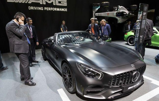 Grande-Bretagne: Mercedes rappelle 400.000 véhicules pour des problèmes d'airbags