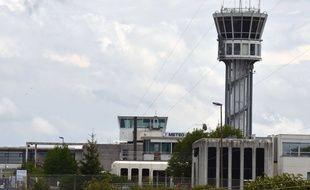 La tour de contrôle de l'aéroport de Lyon (image d'illustration).