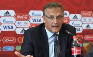 Jérôme Valcke est le secrétaire général de la Fifa.