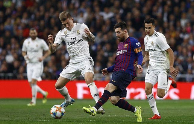 Violences en Catalogne : La Liga demande à ce que le Clasico se joue à Madrid et non à Barcelone