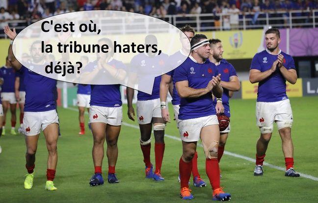 Coupe du monde de rugby: « C'est jouissif de répondre pour montrer notre valeur »... Présent en quarts, le XV de France est revanchard