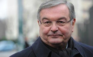 Le centriste Michel Mercier en 2012.