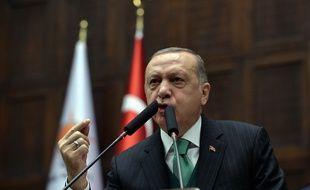 Erdogan, le président turc, n'a pas menacé d'envahir la Grèce.