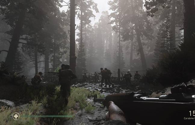 Des environnements variés et des phases de gameplay variés pour une aventure de 6 heures rythmées, impressionnantes et touchantes.