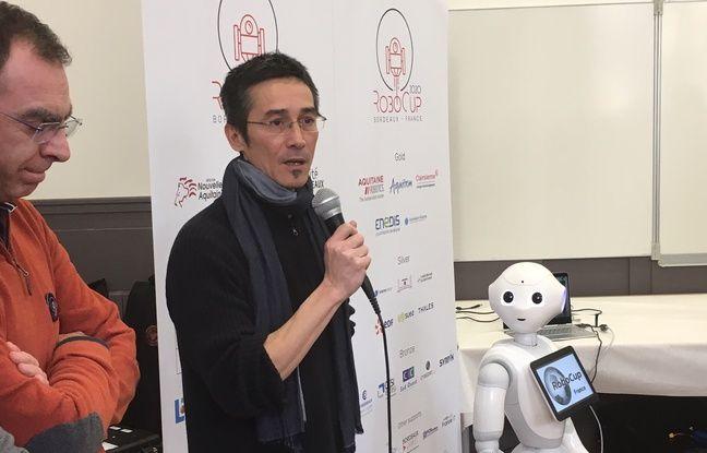 Olivier Ly, président du comité RoboCup France et champion du monde de la RoboCup 2016 et 2017 avec l'équipe Rhoban.