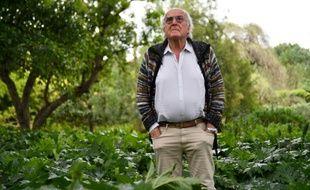 Le botaniste Francis Hallé, le 10 avril 2017 à Montpellier.