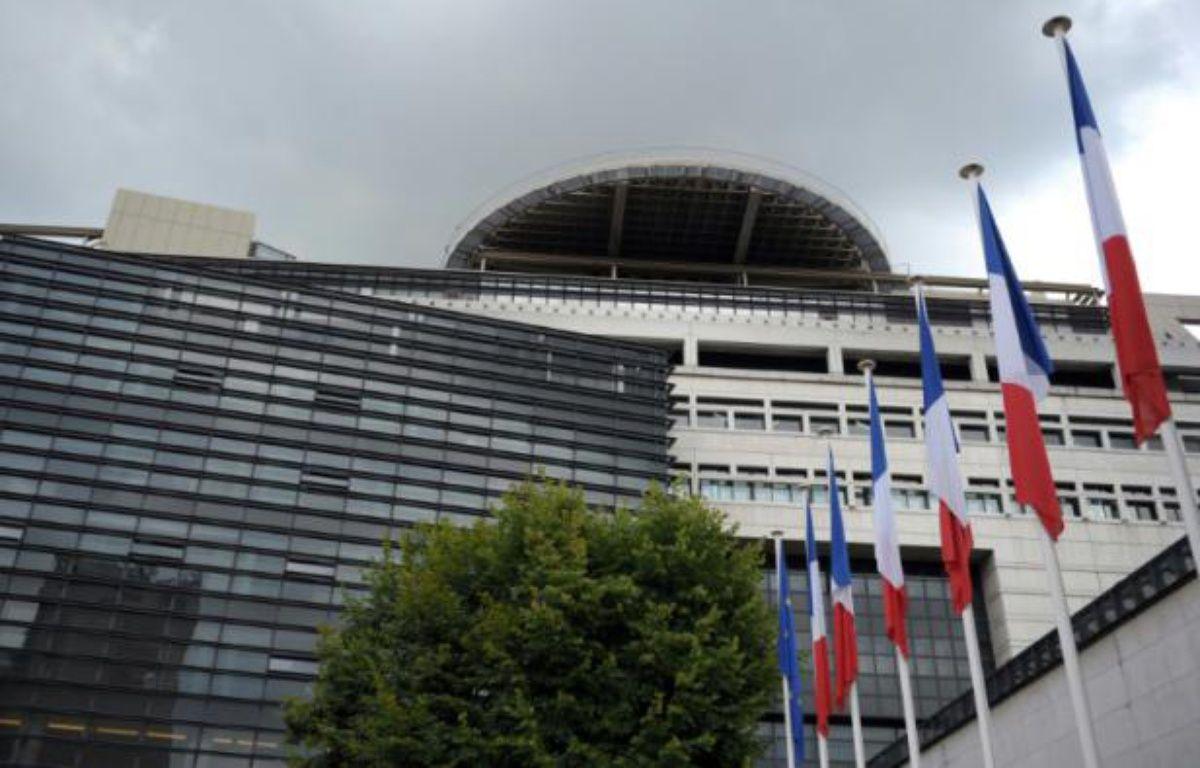 Le ministère des Finances, le 30 juin 2014 à Bercy, à Paris – Eric Piermont AFP