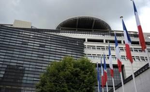 Le ministère des Finances, le 30 juin 2014 à Bercy, à Paris