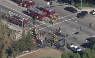 Une fusillade a fait 20 victimes en Californie