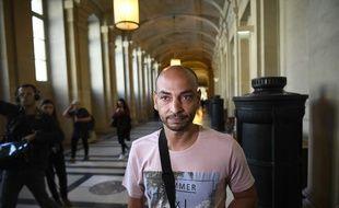Abdelghani Merah, aîné des trois frères, témoignait ce lundi devant la cour d'assises spéciale de Paris.