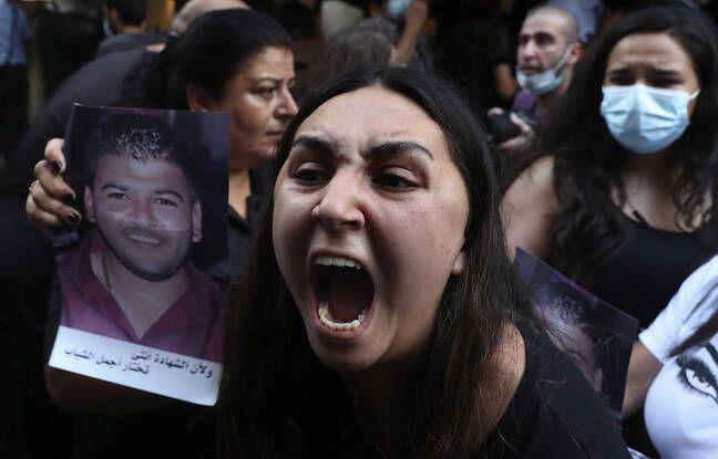 Explosion à Beyrouth: Un an après le drame, les proches de victimes réclament justice