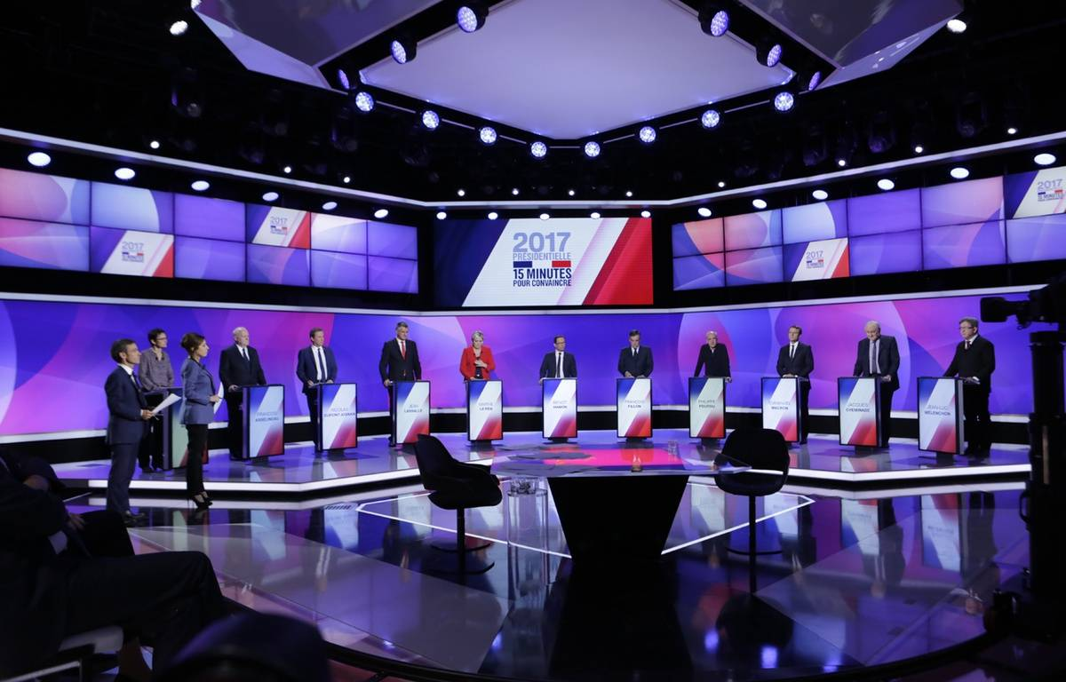 «L'Emission politique» n'a réuni que 4.66 millions de téléspectateurs  –  Christophe RUSSEIL/FTV