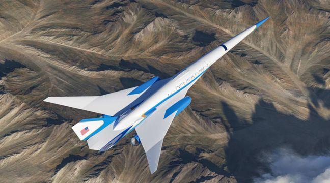 Exosonic: Pour transporter le président américain, un jet plus rapide qu'un Rafale à l'horizon 2030
