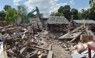 En Indonésie, le bilan du séisme grimpe à 436 morts