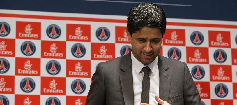 Nasser Al-Khelaïfi va faire l'objet d'une enquête de la commission d'éthique de la Fifa, a annoncé l'instance internationale le 13 octobre 2017.