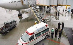 Trente passagers d'un Boeing 747 de la compagnie américaine Northwest Airlines effectuant la liaison Manille-Tokyo ont été blessés vendredi, dont dix grièvement, apparemment en raison de turbulences survenues peu avant l'atterrissage.