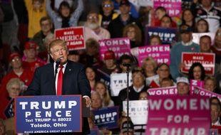 Lors de l'élection présidentielle américaine, 42% des femmes ont voté pour Donald Trump.