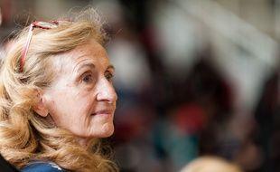 Nicole Belloubet, ministre de la Justice, le 1er juin 2018.