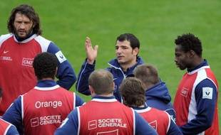 Les entraîneurs du XV de France ont opté pour la stabilité pour le grand examen de la tournée d'automne contre l'Australie, samedi (20h45) au Stade de France, avec quelques retouches dont le retour de Fulgence Ouedraogo en troisième ligne et de Jérôme Porical à l'arrière.