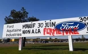 La CGT-Ford veut sauver les emplois sur le site industriel de Blanquefort.