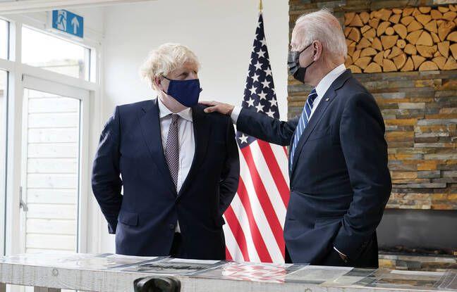 648x415 premier ministre britannique boris johnson rencontre jeudi 10 juin president americain joe biden premiere fois