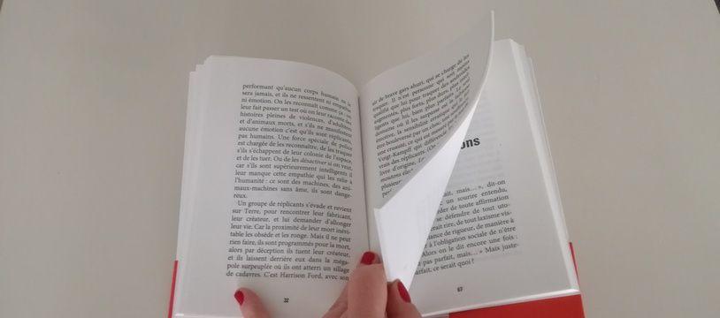 Illustration d'un livre.