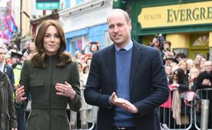 Catherine, duchesse de Cambridge, et le prince William