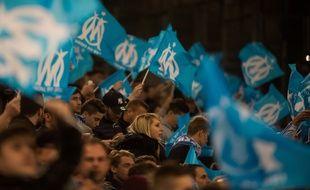 Le public du Vélodrome, en février 2017.