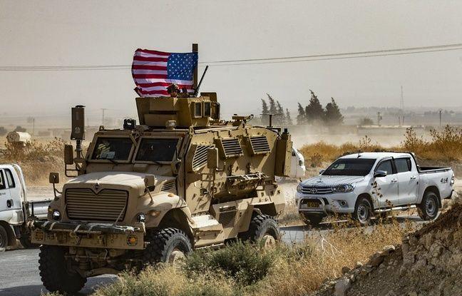 Offensive turque contre les Kurdes: Les forces américaines ont reçu l'ordre de quitter la Syrie