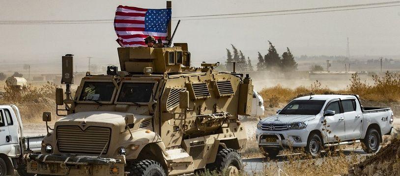 Les quelque 1.000 soldats américains déployés dans le nord de la Syrie ont reçu l'ordre de quitter le pays.