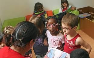 Les premiers pas à l'école décident de l'avenir scolaire (archives).