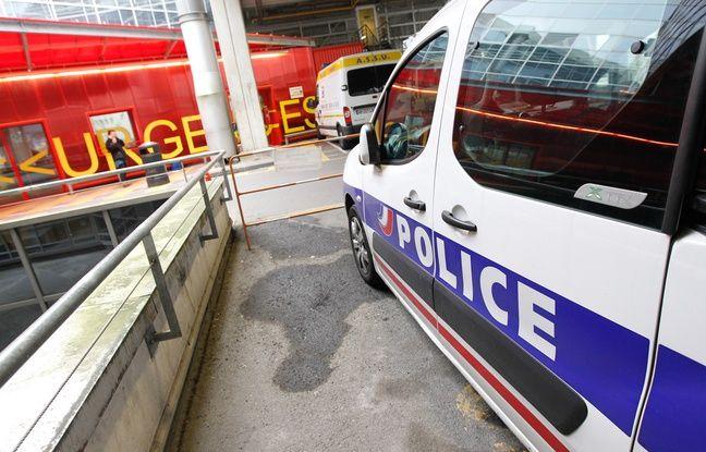 Nantes: Un jeune homme blessé à la tête par un tir d'arme à feu