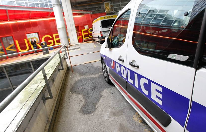 Nantes : Un jeune homme blessé à la tête par un tir d'arme à feu