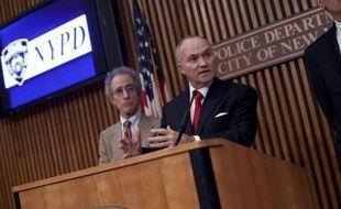 La police de New York a annoncé jeudi soir l'arrestation d'un homme qui a confessé le meurtre d'un enfant disparu il y a 33 ans à Manhattan sur le chemin de l'école, dénouement apparent d'une affaire ayant traumatisé des millions de familles américaines.