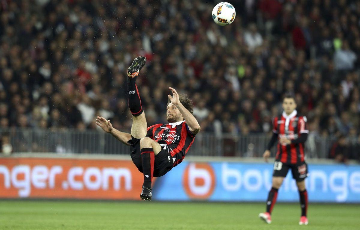 Paul Baysse do Brasil (ici contre le PSG). – V. Hache / AFP