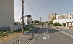 Jawad a été tabassé et poignardé par une bande de jeunes le 11 février dernier, rue Branly dans le quartier de Montaigu à Melun.