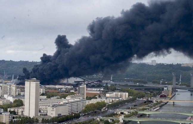 Incendie de Lubrizol à Rouen : Des associations dénoncent la baisse des contrôles des installations dangereuses