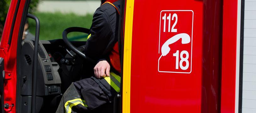 Illustration sapeurs pompiers.