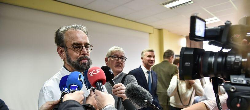 En janvier 2020, le Pr Denis Malvy tenait sa première conférence de presse, après avoir reçu dans son service le premier cas officiel de Covid-19 de France