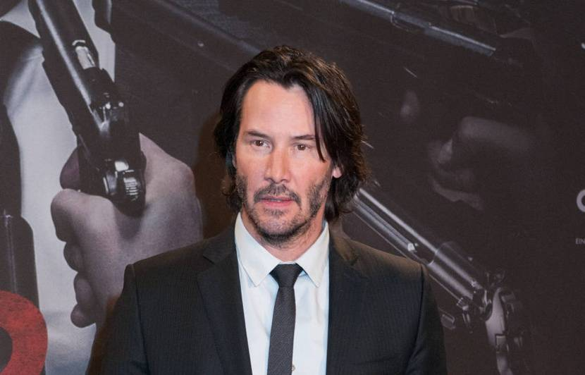 «Point Break», «Matrix», «John Wick»... Pourquoi Keanu Reeves est-il si populaire?