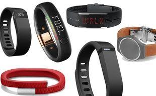 8c45951d2cc96 Nike+ Fuelband SE, Jawbone UP, Fitbit Flex... quel bracelet connecté ...