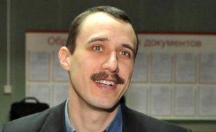 L'opposant bélarusse Pavel Severinets, arrêté en décembre 2010 et qui purgeait une peine de travail forcé, a annoncé à l'AFP avoir été libéré samedi
