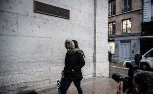 Cécile Bourgeon, la mère de Fiona, a été entendue plus de 5 heures jeudi devant la cour d'assises du Rhône.