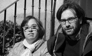 Clément Moutiez a écrit un livre sur sa soeur Domitille, atteinte de trisomie.