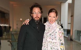 Maggie Nelson et son époux, l'artiste Harry Dodge.