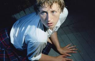 Cindy Sherman, Untitled 92, 1981 - Courtesy de l'artiste et Metro Pictures, New York, à la Fondation Louis Vuitton.