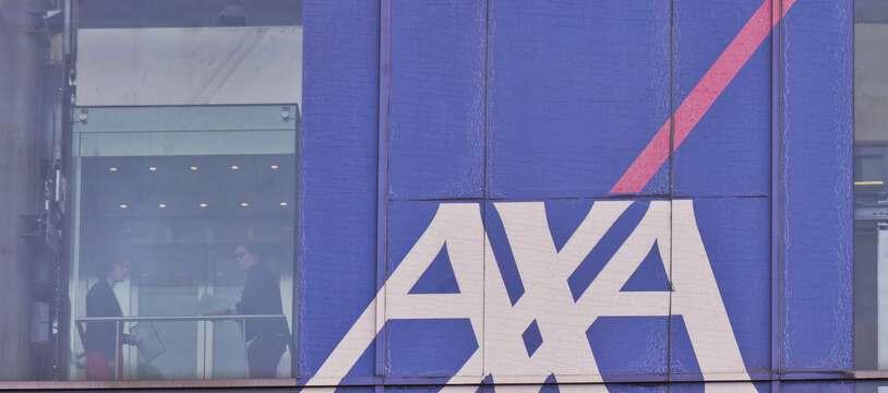 Le siège de l'assureur Axa à Nanterre. (illustration)
