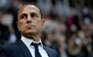 Michel Der Zkarian, le nouvel entraîneur de Reims.