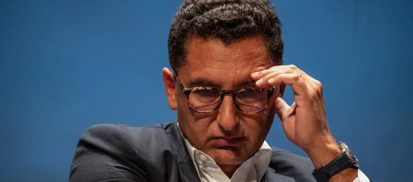 Maxime Saada, le PDG de Canal.